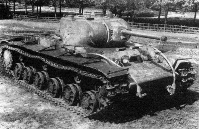 Фотографии танка кв 1с